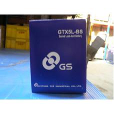 (02)  Battery, GTX5L-BS