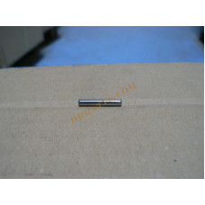 (03)  Pin, Dowel, 3x19.8