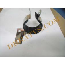 (06)  Clip, Exhaust Muffler