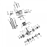 Cylinder | Piston | Crankshaft