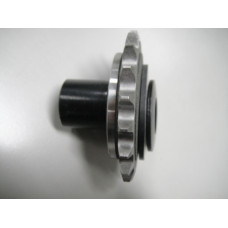 (17)  19 Tooth Slipper Sprocket ASSEMBLY