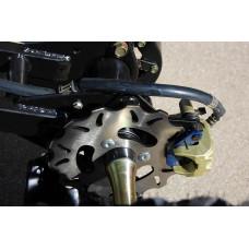 (10)  Rear Wave Brake Rotor