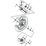 Front Wheel (13IN SPCC Rim)