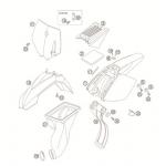 Fenders & Air Box