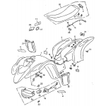 Body Cover, Seat