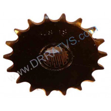 (17) Std non slip sprocket 17T