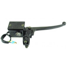 (01)  Lever Ass'Y,Right, 12.7mm