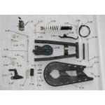 Carburetor / Swing Arm / Rear Su