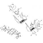 Swing Arm | Footrest
