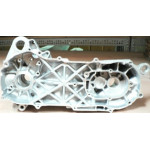 Crankcase, 50 cc Left half only must buy right side