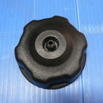 Fuel cap for gas tank