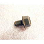 Hex Washer Face Bolt, M8x12