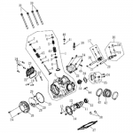 Cylinder Head Cover   Cylinde Head