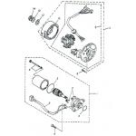 Generator, Starting Motor
