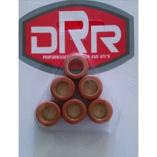 DRR High Performance 3.0 Gram Roller Stock 50cc 15x12mm