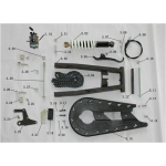 Carburetor / Swing Arm / Rear Su
