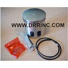 90 CC 2 stroke piston Kit low HP piston and rings only